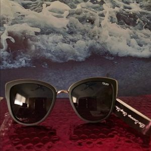 "Quay ""my girl"" sunglasses, unused with case"